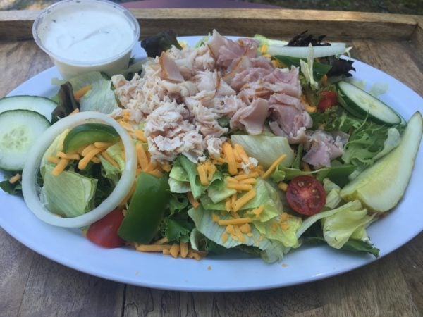 Chef Tossed Salad
