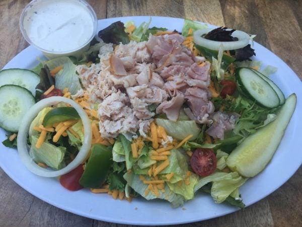 Tossed Chef Salad