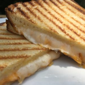 Delightful Duo Grilled Cheese Sandwich