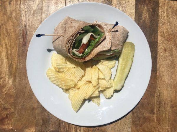 Farmers Market Sandwich