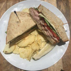 Hamlet Ham Sandwich