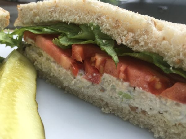 Heart-N-Soul Chicken Salad Sandwich