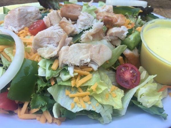Mesquite Chicken Salad