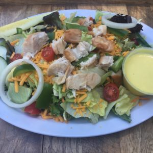 Mesquite Chicken Salad