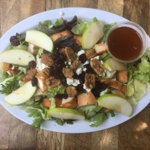 Seasonal Chicken Salad Fall/Winter