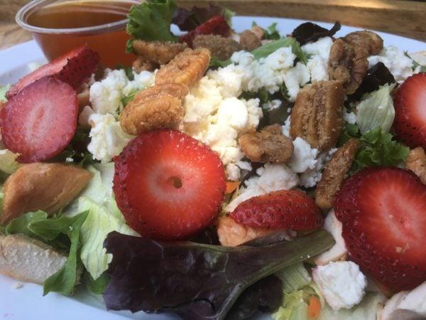 Seasonal Chicken Salad Spring/Summer