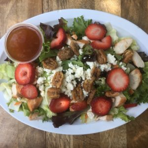 Seasonal Chicken Salad (Spring/Summer)