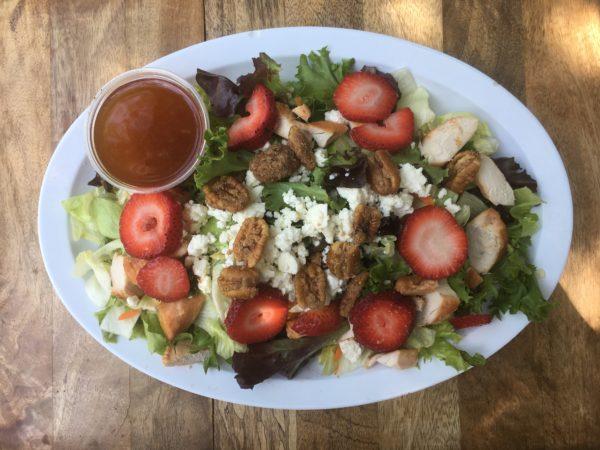 Seasonal Chicken Salad (Spring/Summer)