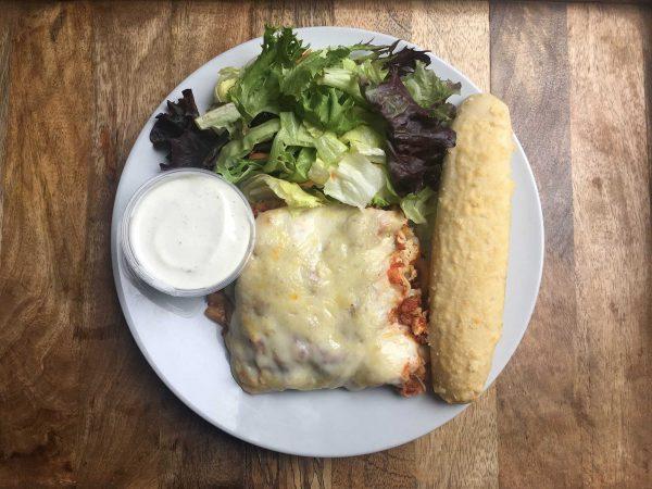 Lasagna Casserole Special