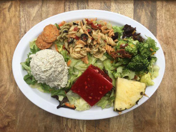 Choose 4 Salad Plate