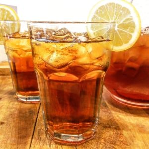 Sweet and Unsweetened Tea