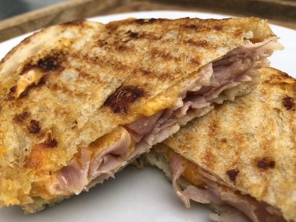 Honeymooner Ham Sandwich