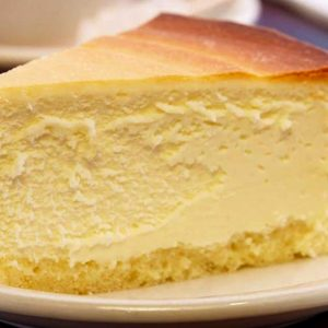 Cheese Cake Example