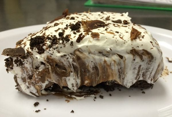 Chocolate Lasagna Dessert Featured