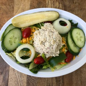Hear-N-Soul Chicken Tossed Salad