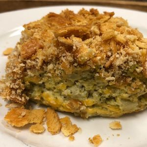 Frozen Broccoli Casserole