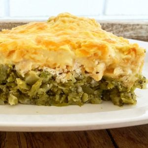 Chicken Divan Frozen Casserole