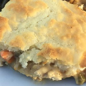 Chicken Pot Pie Frozen Casserole