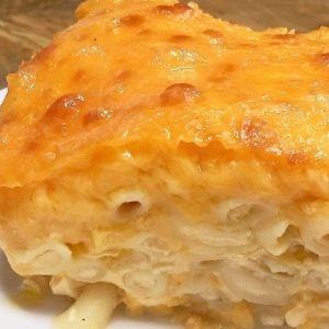 Macaroni and Cheese Frozen Casserole